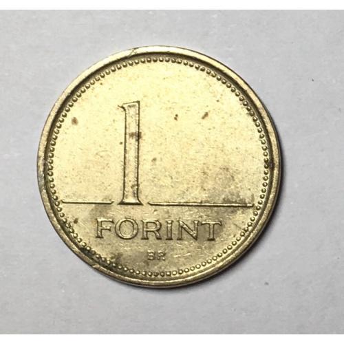 Монета Венгрия 1 форинт, 2005 год