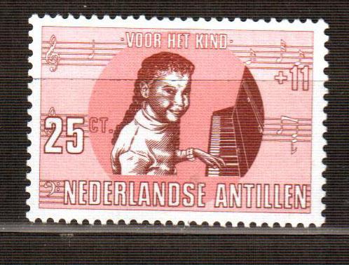 Нидерландские Антильские острова марка