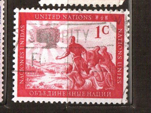 Объединенные нации марка