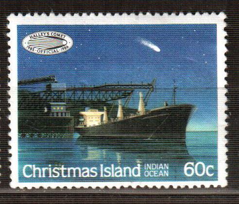 Остров Рождества марка
