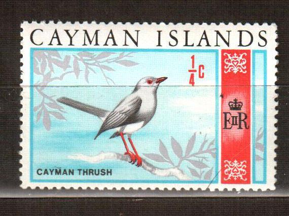 Острова Кайман марка