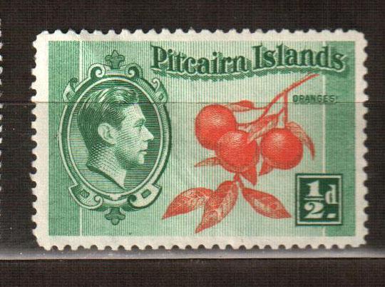 Острова Питкэрн марка