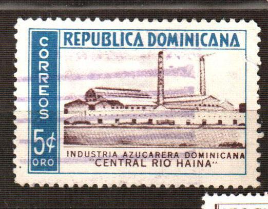 Республика Доминикана марка