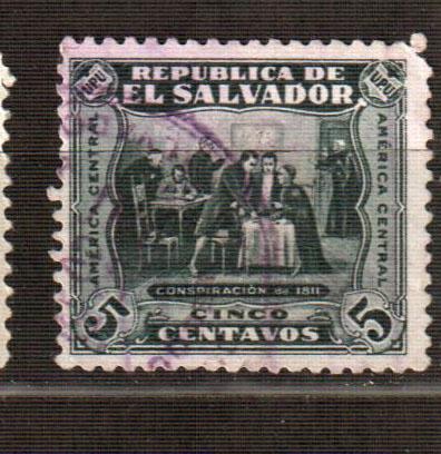 Сальвадор марка