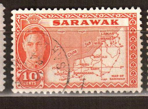 Саравак марка