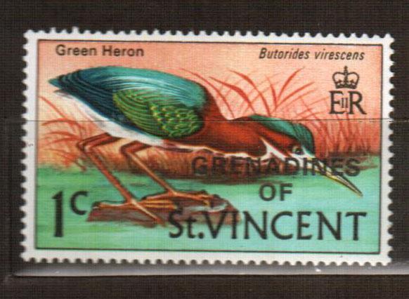 Сент-Винсент и Гренадины марка