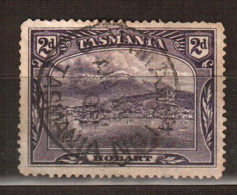 Тасмания марка