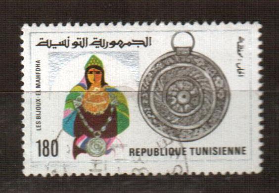 Тунис марка
