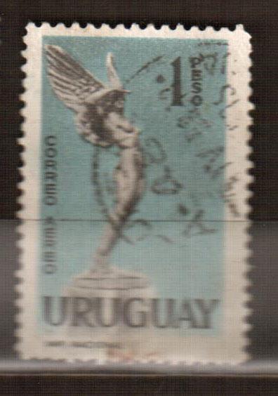 Уругвай марка