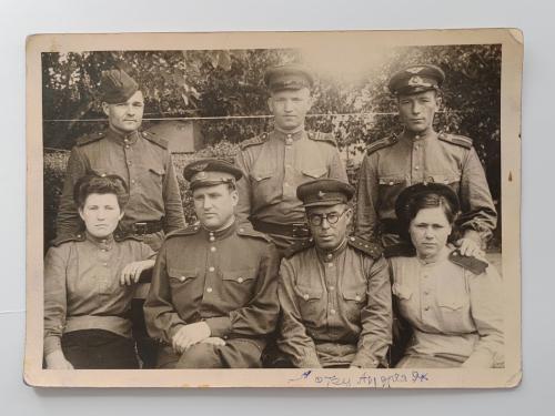 Военные летчики 1945