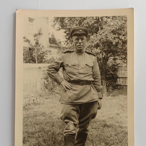 Военный офицер Капитан 1945 год
