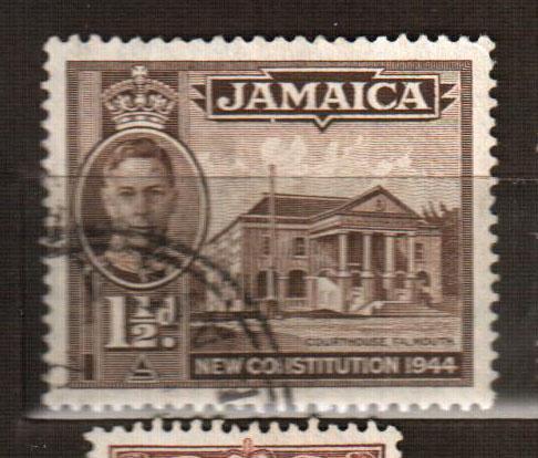 Ямайка марка