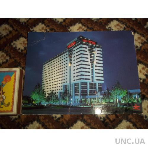 Атланта.Готель Хилтон.США