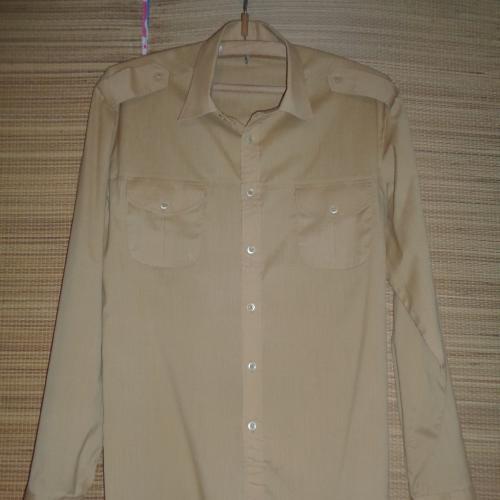 Рубашка хаки китель форма Болгария