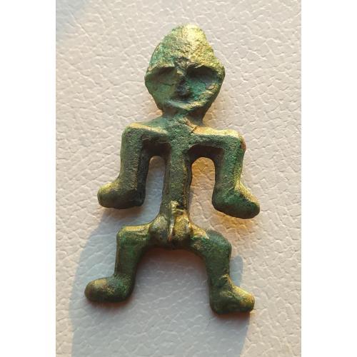 Амулет фигурка мужского божества