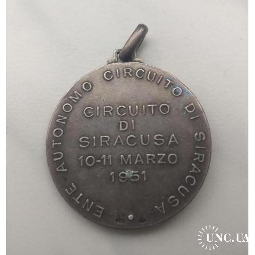 За Медаль раллі Італія