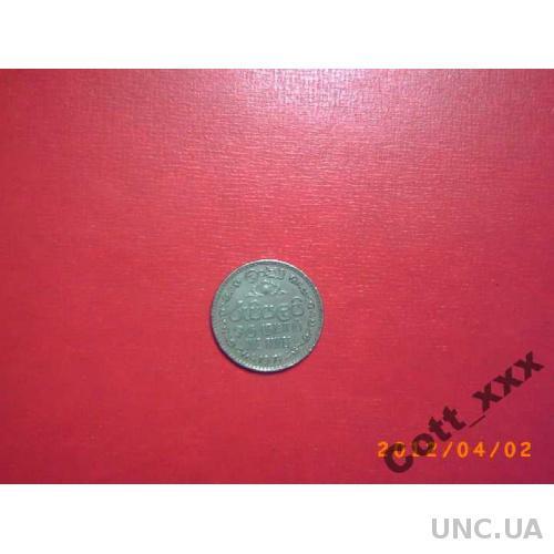 1 рупия 1971 г. ШРИ - ЛАНКА