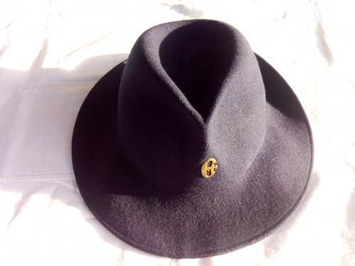 Бойскауты - кокарда - Женская шляпа - Б/У - редкость , состояние очень хорошее