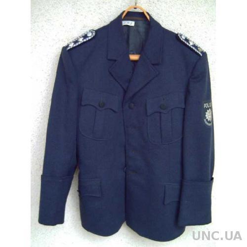 ГЕРМАНИЯ - Китель - полиция , редкость