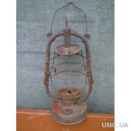 Керосиновая лампа - №7 - супер лот для дизайна.
