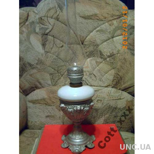 Керосиновая лампа конца Х!Х века