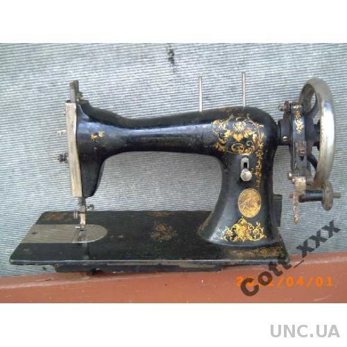 Швейная машинка нач.ХХв.
