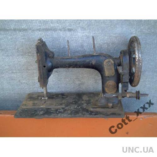 Швейная машинка начало ХХ века