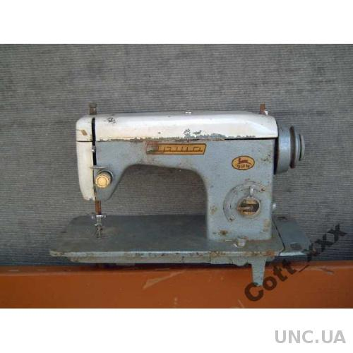 Швейная машинка --- СССР - ХХв.
