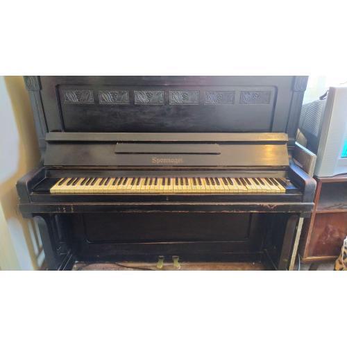 EDUARD SPONNAGEL PIANO