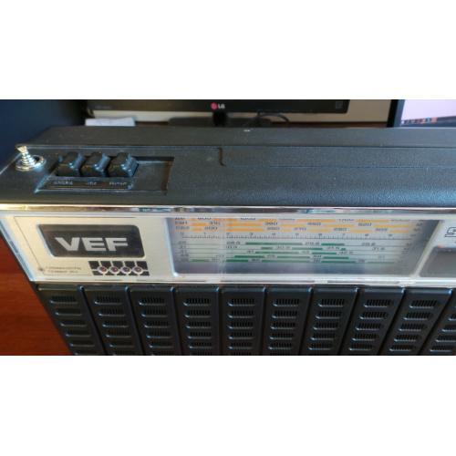 Радиоприемник АПП-ІІ Spidola-232 ГОСТ 5651-76, в хорошем состоянии.