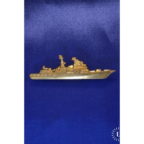 Б.П.К.(большой противолодочный корабль ) Тяжелый.На закрутке...