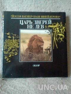 Царь зверей не лев. Книга-альбом.