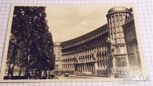 Deutsches Reich. Лейпциг. Немецкая национальная библиотека. 1933г. Лот 115
