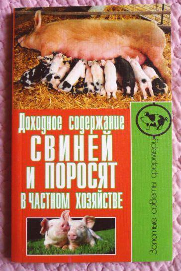 Доходное содержание свиней и поросят в частном хозяйстве. С Малай