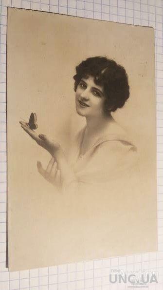 Фото-арт. Чехословакия. 1924г. Лот 191