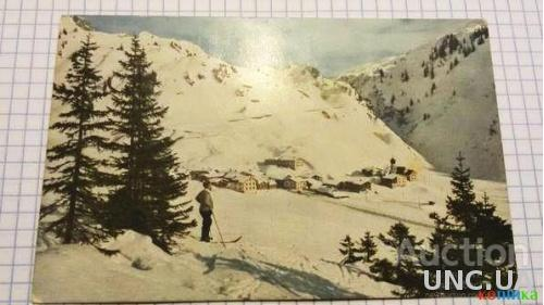 Германия. Альпы. Зима в горах. Лот 172