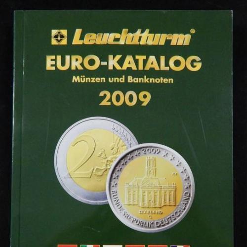 Каталог Leuchtturm. Германия. Монеты и банкноты EURO.