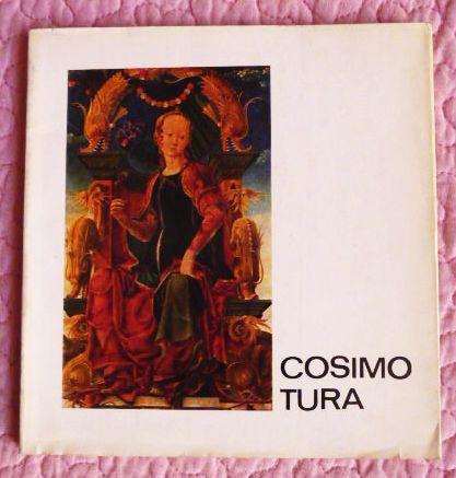 Козимо Тура. Книга на венгерском языке. Eörsi Anna: Cosimo Tura