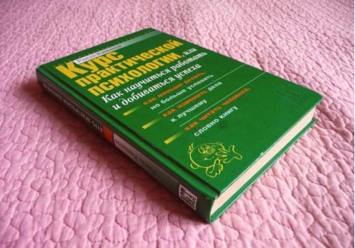 Курс практической психологии, или Как научиться работать и добиваться успеха. Раиль Кашапов