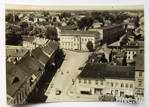 Открытка (ПК). Германия. LucKenwalde. № D-779. Лот № 15