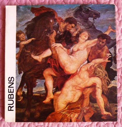 Рубенс. Книга на венгерском языке. Sándy Erika: Rubens