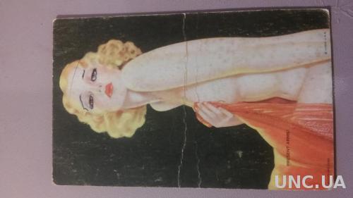 Продам Mutoscope card Изготовленные в США для армии 1941 год (5)