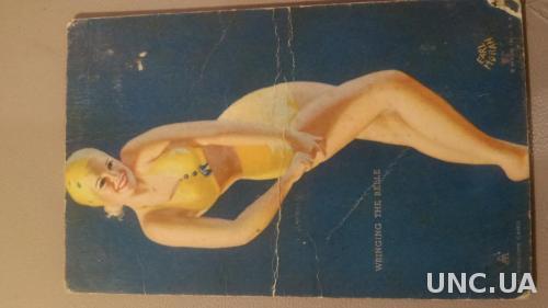 Продам Mutoscope card Изготовленные в США для армии 1941 год (6)