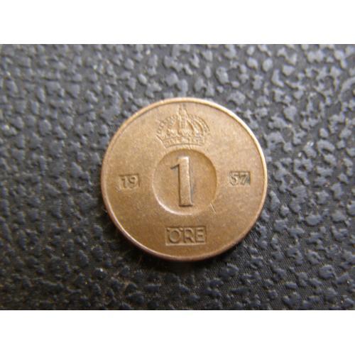 1 эре 1957 г Швеция