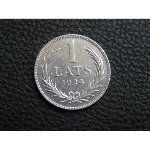 1 лат Латвия 1924 г