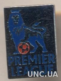 Англия,футбол(федерация) Премьер-лига,ЭМАЛЬ /England football Premier league pin
