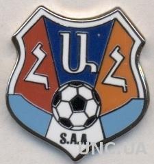 Армения*,федер.футбола (не-ФИФА) ЭМАЛЬ /Argentinian Armenians football feder.pin