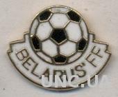 Беларусь, федерация футбола, №4, ЭМАЛЬ / Belarus football federation pin badge