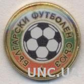 Болгария, федерация футбола, №1, тяжмет / Bulgaria football federation pin badge