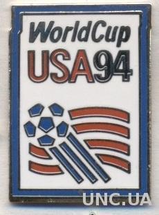 Чемпионат Мира 1994 (США)2 ЭМАЛЬ / World cup 1994 USA football enamel pin badge